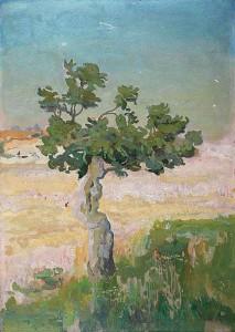 TRUSZ Iwan - Samotne drzewo