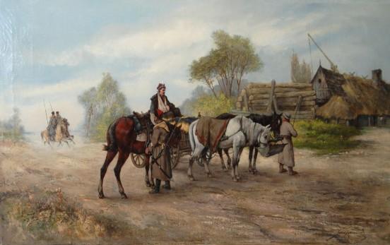 Postój 1883